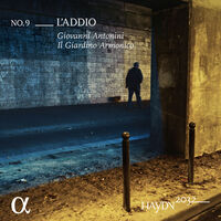 Haydn / Antonini / Il Giardino Armonico - Haydn 2032 Volume 9