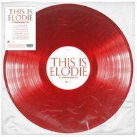 Elodie - This Is Elodie X Christmas (Red Vinyl)