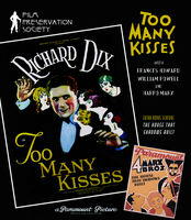 Too Many Kisses - Too Many Kisses (Silent) / (Bonm Wb Bftg Rstr)