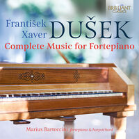 Dusek / Bartoccini - Complete Music for Fortepiano