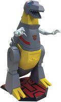 Pcs Collectibles - PCS Collectibles - Transformers Grimlock 9 PVC Statue