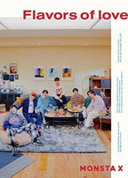 Monsta X - Flavors of Love (Limited Edition) (incl. DVD) [Import]