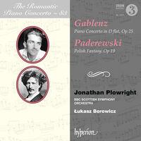 Jonathan Plowright - The Romantic Piano Concerto Vol.83