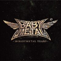 BABYMETAL - 10 Babymetal Years [Clear Vinyl] [Limited Edition] (Uk)