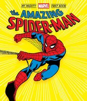 Marvel Entertainment - Amazing Spider Man My Mighty Marvel First Book