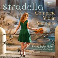 Stradella / Ensemble Giardino Di Delizie - Complete Violin Sinfonias (2pk)