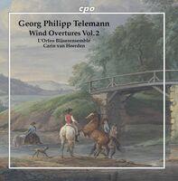 Telemann / L'orfeo Blaserensemble / Heerden - Wind Overtures 2