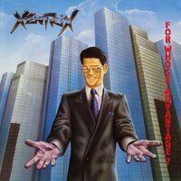 Xentrix - For Whose Advantage (Blue) [Colored Vinyl] [Limited Edition] [180 Gram]