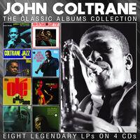 John Coltrane - Classic Albums Collection