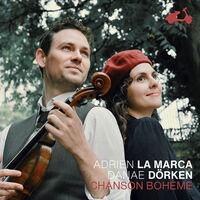 Adrien La Marca - Chanson Boheme