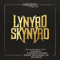 Lynyrd Skynyrd - Live In Atlantic City [LP]