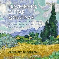 Cristiano Porqueddu - Novecento Guitar Sonatinas