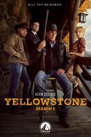 Yellowstone [TV Series] - Yellowstone: Season 2