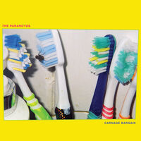 The Paranoyds - Carnage Bargain [LP]