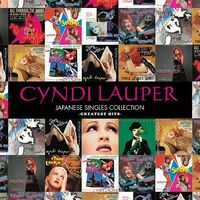 Cyndi Lauper - Japanese Singles Collection (W/Dvd) [With Booklet] (Blus)