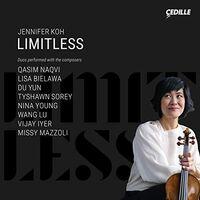 Jennifer Koh - Limitless / Various (2pk)