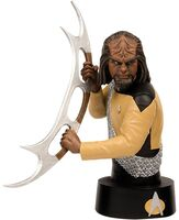 Star Trek - Star Trek Busts - Worf