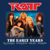 Ratt - Early Years (Blue) (Colv) (Ltd)