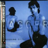 Mick Jagger - Wandering Spirit (Jmlp) (Shm) (Jpn)