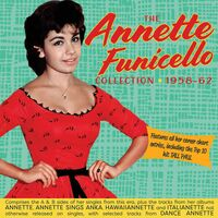 Annette Funicello - Singles & Albums Collection 1958-62