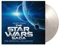 Robert Ziegler / Williams,John Colv Ltd Ogv - Music From The Star Wars Saga: Essential [Colored Vinyl]