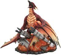 Diamond Select - Diamond Select - Godzilla Gallery 1993 Rodan PVC Statue
