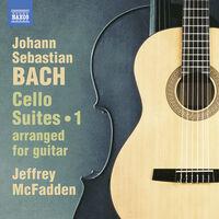 Jeffrey Mcfadden - Cello Suites 1