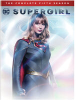 Supergirl: Complete Fifth Season - Supergirl: The Complete Fifth Season