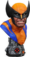 Diamond Select - Diamond Select - Marvel Legends In 3D Wolverine 1/2 Scale Bust