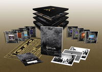 Iona - The Book Of Iona (17CD Box Set + 24pg Book)
