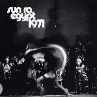 Sun Ra - Egypt 1971 (Uk)