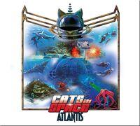 Cats in Space - Atlantis (Gold Vinyl)