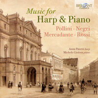 Anna Pasetti - Music for Harp & Piano
