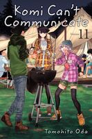 Oda, Tomohito - Komi Can't Communicate, Vol. 11