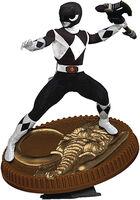Pcs Collectibles - PCS Collectibles - Power Rangers Black Ranger 1:8 Scale PVC Statue