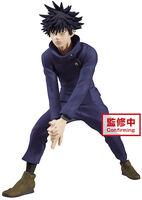 Banpresto - BanPresto - Jujutsu Kaisen Megumi Fushiguro Figure