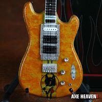Jerry Garcia - Jerry Garcia Grateful Dead Wolf Mini Guitar (Clcb)