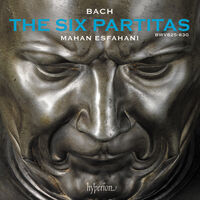 Mahan Esfahani - Bach: The Six Partitas