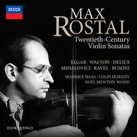 Max Rostal - 20th Century Violin Sonatas (Aus)