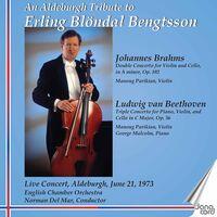 Beethoven / Bengtsson / Mar - Double Concerto