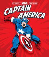 Marvel Entertainment - Captain America My Mighty Marvel First Book (Bobo)