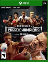 Xb1/Xbx Big Rumble Boxing: Creed Champions - Xb1/Xbx Big Rumble Boxing: Creed Champions
