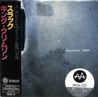 King Crimson - Thrak (Jmlp) (Mqa) (Jpn)