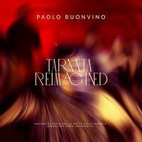 Paolo Buonvino - Taranta Reimagined (Ita)