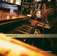 Biliana Tzinlikova - Heller: Variations For Piano