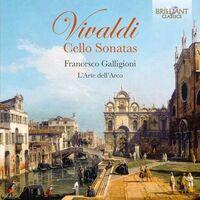 Federico Guglielmo - VIVALDI: CELLO SONATAS