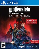 Ps4 Wolfenstein: Youngblood De - Wolfenstein: Youngblood for PlayStation 4 Deluxe Edition