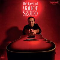 Gabor Szabo - Best Of Gabor Szabo [Colored Vinyl] (Red)