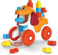 Mega Bloks - MEGA Brands - MEGA Bloks Pull-Along Puppy