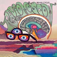 Radio Moscow - Brain Cycles [Colored Vinyl]